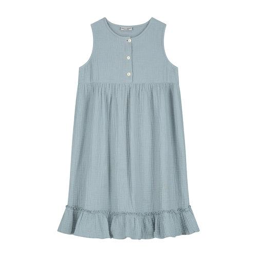 Daily Brat Daily Brat | Moon dress | Pearl blue