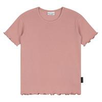 Daily Brat | Rosie t-shirt | Rose dawn