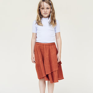 A Monday A Monday | Anouska skirt | Rok embroidery Rust