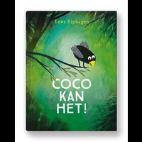 Coco kan het!   Prentenboek van het jaar 2021