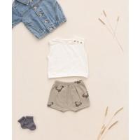 Play Up | Printed shorts | Mopshond