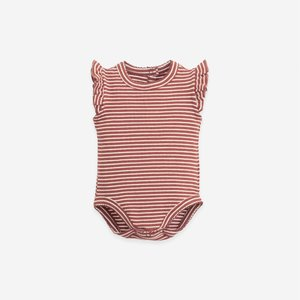 Play Up Play Up | Rib striped body | Botany