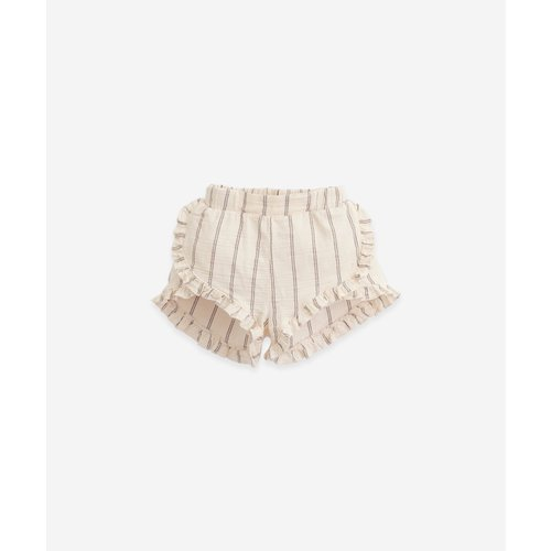 Play Up Play Up | Striped shorts