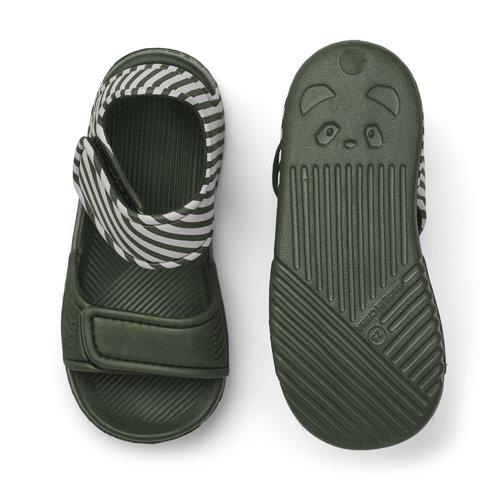 Liewood Liewood | Bloomer Sandals | Hunter Green