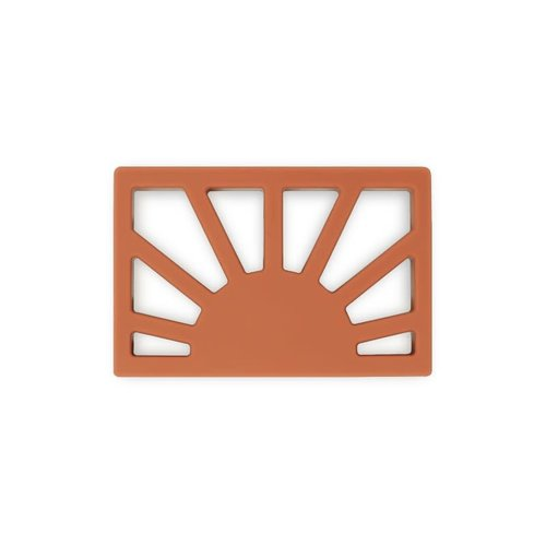 Mushie Mushie | Teether Sun | Bijtspeeltje zon