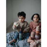 Mushie | Stacking cups | Stapeltoren Forrest