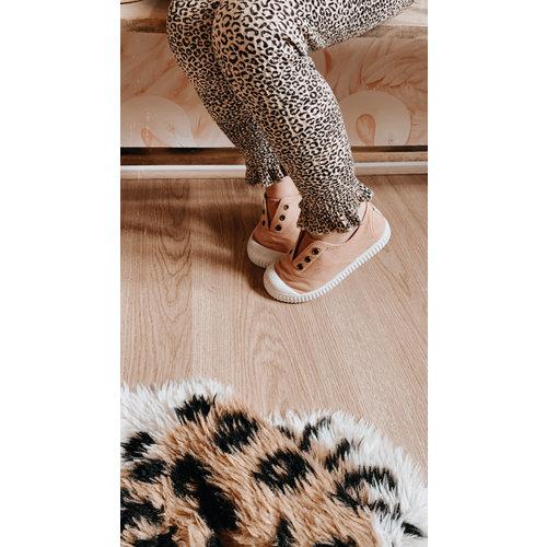 Victoria Victoria | 106627 | Lage Sneakers elastiek | Ballet lichtroze
