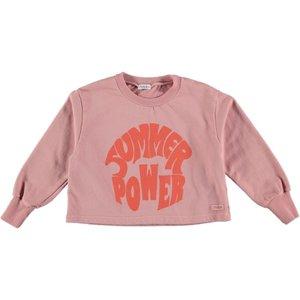 Picnik Picnik | Cropped sweater roze | Summer Power