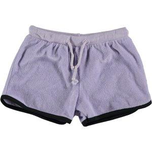 Picnik Picnik | Zachte badstof shorts | Lila