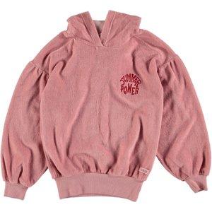 Picnik Picnik | Zachte badstof sweater | Roze