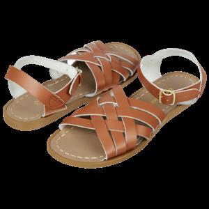 Salt-Water Salt-Water Sandals | Retro Adult Tan