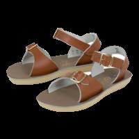 Salt-Water Sandals   Surfer Child Tan