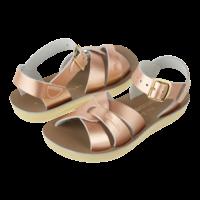 Salt-Water Sandals   Swimmer Child Rose Gold