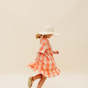 CarlijnQ CarlijnQ | Checkers Dress | Jurk