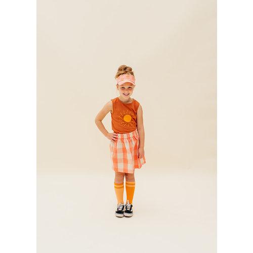 CarlijnQ CarlijnQ | Checkers Skirt | Rok