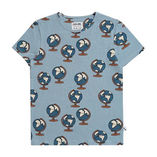CarlijnQ CarlijnQ | Globe T-shirt