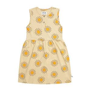 CarlijnQ CarlijnQ | Sunshine tanktop Dress | Lange jurk Zon