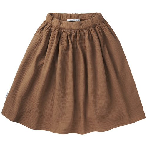 Mingo kids Mingo | Muslin Midi Skirt | Rok Warm Earth