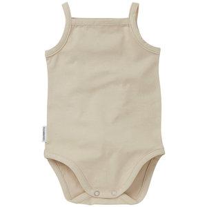 Mingo kids Mingo   Singlet bodysuit   Romper Butter Cream