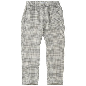 Mingo kids Mingo | Tapered Trouser | Broek Block Pattern