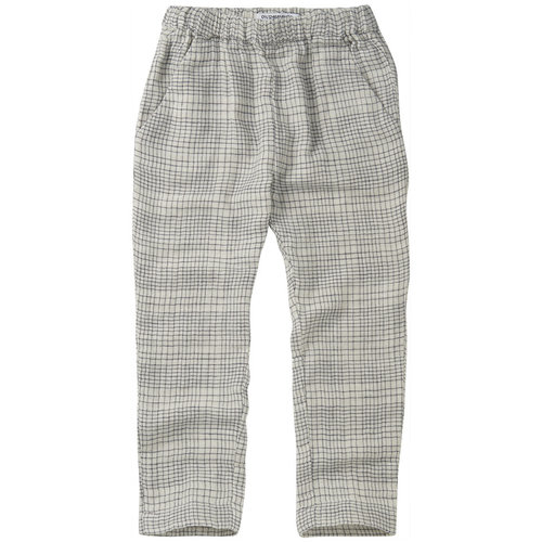 Mingo kids Mingo | Tapered Trouser | Broek Block Pattern