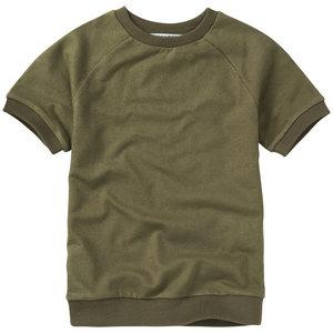Mingo kids Mingo | Terry T-shirt | Sage Green