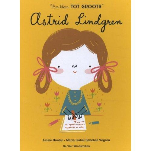 Boeken Van Klein tot Groots: Astrid Lindgren (Pippi Langkous)