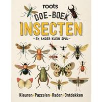 Roots | Insecten doe-boek
