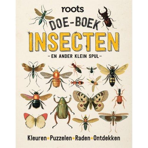 Boeken Roots   Insecten doe-boek