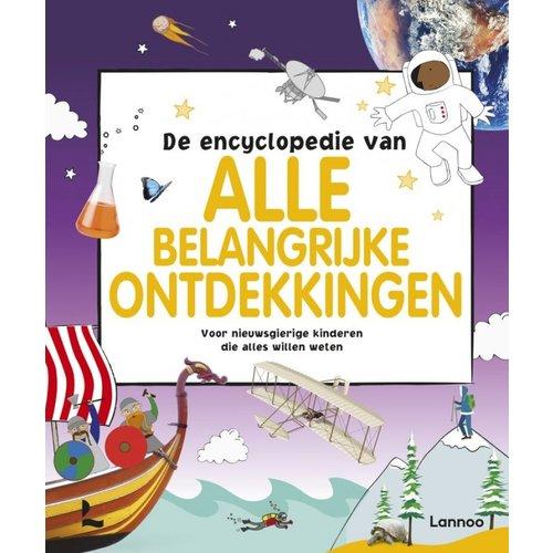 Boeken De encyclopedie van Alle Belangrijke Ontdekkingen