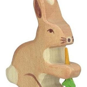 Holztiger Holztiger | Haas met wortel