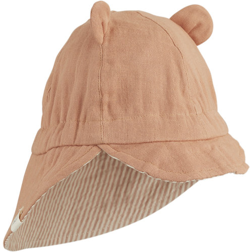Liewood Liewood | Cosmo sun hat | Tuscany Rose zonnehoedje