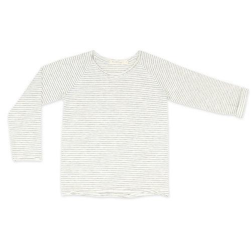 Phil & Phae Phil & Phae   Raglan longsleeve stripes   Vanilla stripe