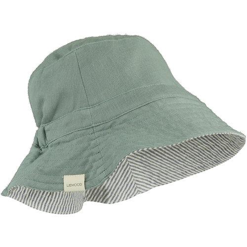 Liewood Liewood | Buddy bucket hat | Peppermint zonnehoedje