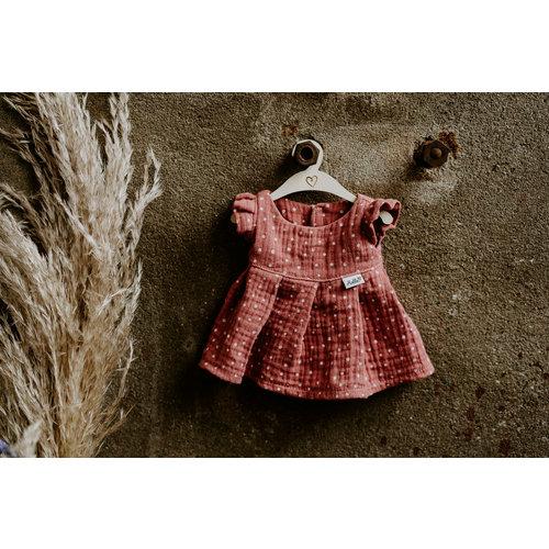 Hollie Hollie | Poppenjurk Spring Blush dots