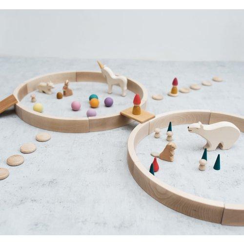 Abel Wooden Toys Abel Wooden Toys | Blocks 12