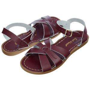 Salt-Water Salt-Water Sandals | Original Youth Claret
