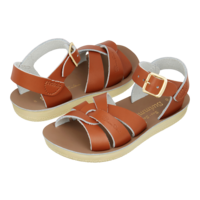 Salt-Water Sandals | Swimmer Child Tan