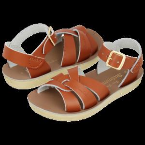 Salt-Water Salt-Water Sandals | Swimmer Child Tan