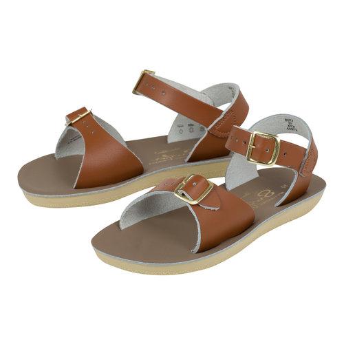 Salt-Water Salt-Water Sandals | Surfer Youth Tan