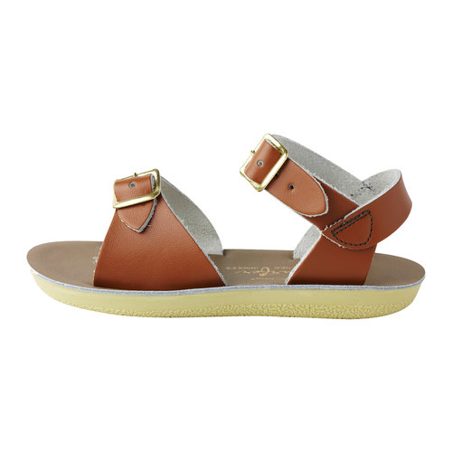 Salt-Water Salt-Water Sandals   Surfer Youth Tan