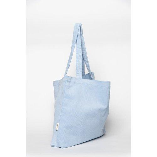 Studio Noos Studio Noos | Baby blue rib mom-bag