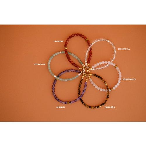 Orange and Amber Orange and Amber | Mama + kind armbanden