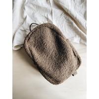 Studio Noos | Mini Chunky backpack | Rugtas Brown