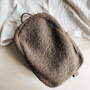 Studio Noos Studio Noos | Mini Chunky backpack | Rugtas Brown