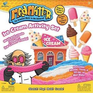 Overig MadMattr | Ice Cream speelset met kinetic sand