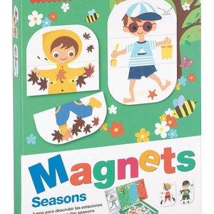 Overig Apli | Spelen met magneten | Seizoenen