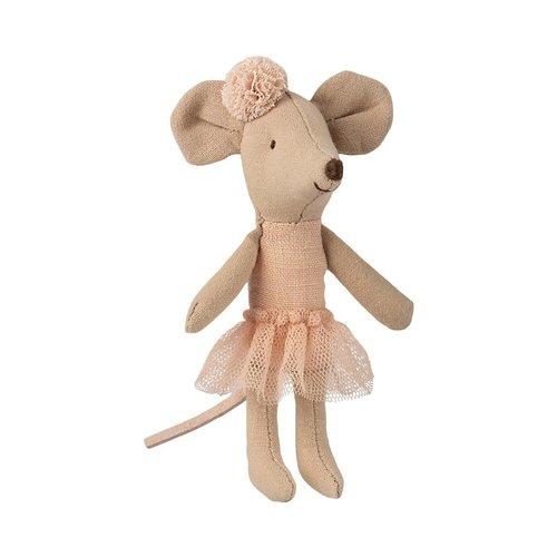 Maileg Maileg | Ballerina muis | Kleine zus met haarband