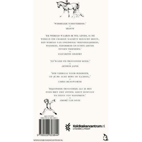 Boeken De jongen, de mol, de vos en het paard   Charly Mackesy