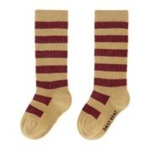 Daily Brat Daily Brat | Socks stripes | Kniesokken streep
